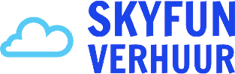 Skyfun verhuur logo